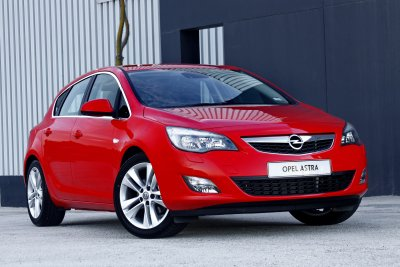 Opel Astra Launch
