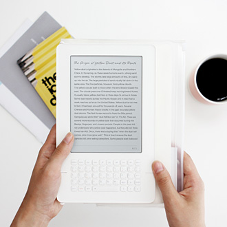 Win an iRiver E-Book Reader with Dion Wired