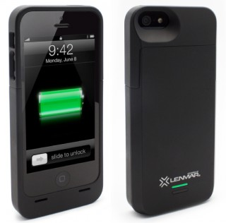 Lenmar Meridian BC5 iPhone 5 Battery Case