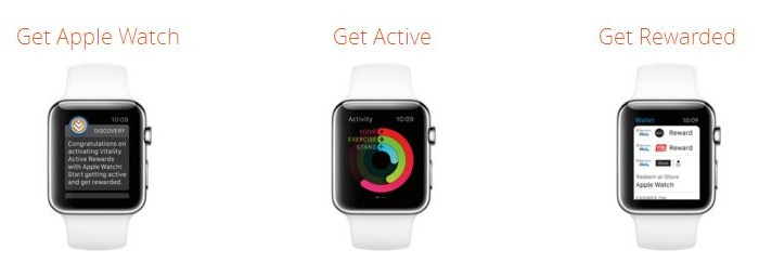 How to get the Apple Watch on Discovery Vitality