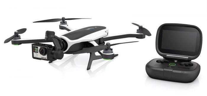 GoPro Launches Karma Drone & new Hero 5 & Session 5 Camera's